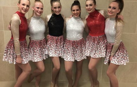 Lake Liner dance team ready to give their best performance of the season
