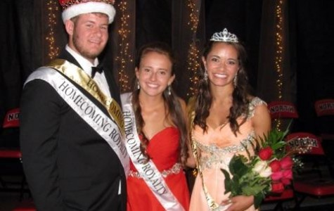 Homecoming court tells all: Q&A session
