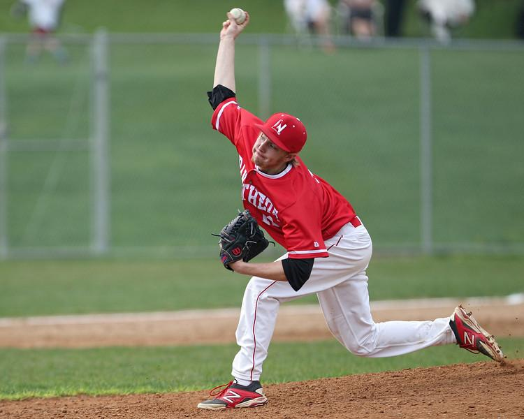 Senior Wes Ahlers will start for Lakeville North in 2015. (Photo by: Jim Lindquist)