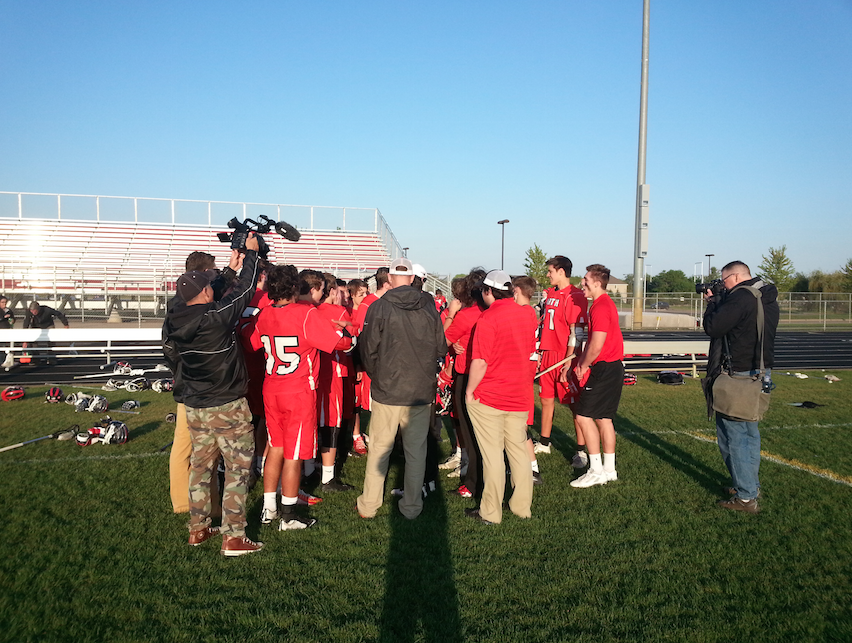 North Lacrosse take rivalry game over Lakeville South