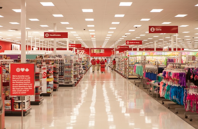 Picture from corporate.target.com