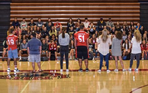 Lakeville North Faith Clubs combine to create unity