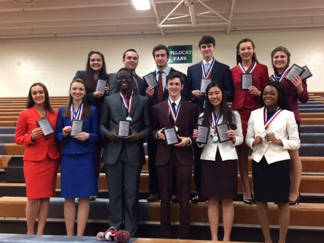 Record-breaking+number+of+LNHS+Speech+team+qualifies+for+national+tournament