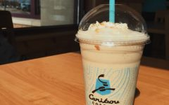 Caribou and Starbucks cause a divide