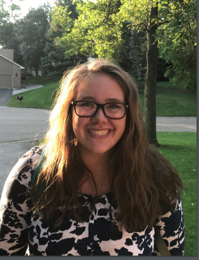 Sophomore Kat Vandenbos started the Women of Now club at Lakeville North.